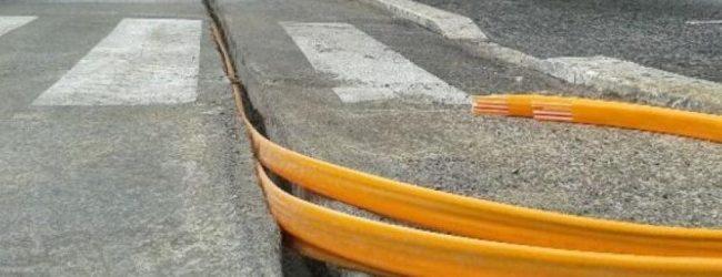 Carlentini| Fibra ottica a Pedagaggi, lavori in corso per il suo pieno utilizzo