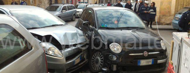 Augusta| Ancora un incidente stradale nel centro storico