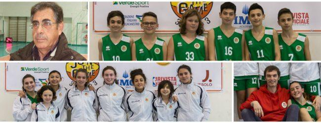 Augusta| Giovani talenti del basket crescono nella sana tradizione del vivaio megarese