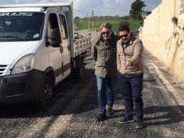 Pachino| Contrada Cozzi, parte la manutenzione