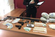 Avola| Droga e armi modificate, arresti in famiglia