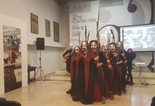 "Siracusa| Accademia in tour con ""Baccanti"""