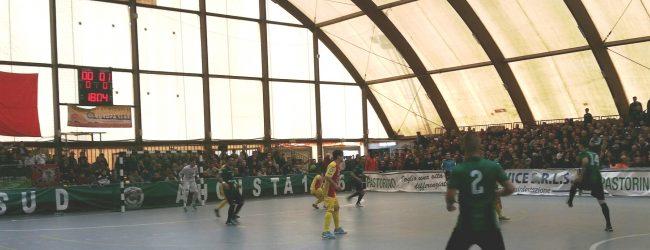 Augusta| La capolista Cisternino espugna il PalaJonio e brinda alla promozione (2-3)