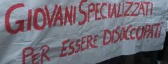 """Siracusa  Protesta dei Catalogatori """"senza diritti"""""""