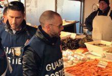 Siracusa| Controlli al mercato, sequestrato pesce e chiusa un'attività