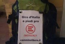 Siracusa| Gorini fa tappa per promuovere Emergency
