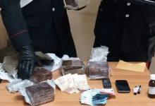 Priolo Gargallo  Trasportava 5 Kg di droga, arrestato