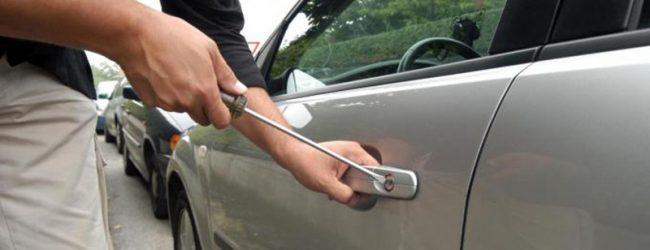Siracusa| In manette ladri di Fiat 500