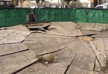 Pachino| Il palco di Piazza V. Emanuele si rifà il look