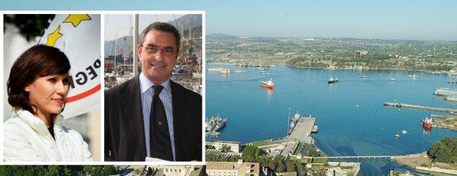 Augusta  Annunziata è il presidente dell'autorità portuale della Sicilia orientale