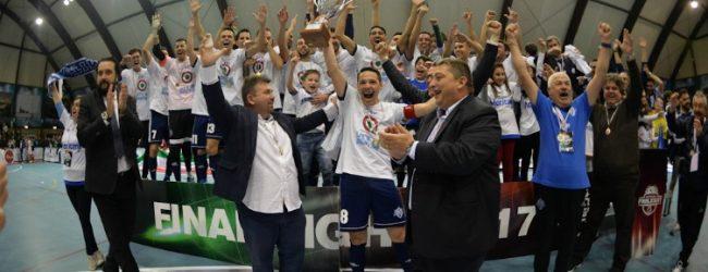 Augusta| Trionfo del Maritime Augusta che si aggiudica la Coppa Italia<span class='video_title_tag'> -Video</span>