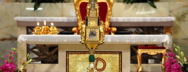 Lentini| Il reliquiario della Madonna delle Lacrime domani in ospedale