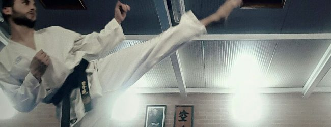 Melilli| Il karateca Federico Pizzo ai campionati italiani di Ostia