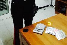 Melilli  Diciottenne arrestato per spaccio di stupefacenti
