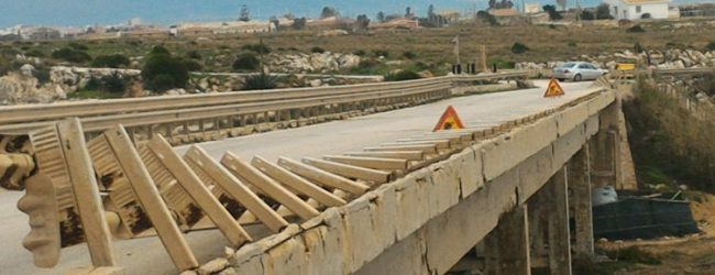 Portopalo| Accertamenti per il ponte Calafarina