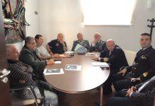 Siracusa  Vertice delle forze dell'ordine al Consorzio Plemmirio