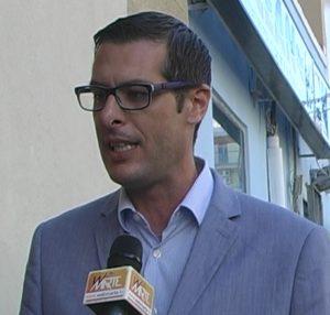 Il Consigliere Giancarlo Triberio