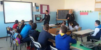 "Siracusa  Bullismo e Cyberbullismo. I carabinieri in conferenza all'istituto ""Verga"""