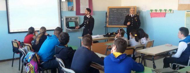 "Siracusa| Bullismo e Cyberbullismo. I carabinieri in conferenza all'istituto ""Verga"""