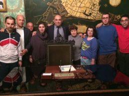 Siracusa  Il Sindaco incontra i ragazzi della Fondazione Sant'Angela Merici