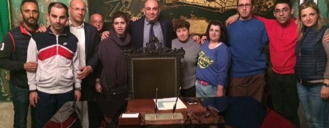 Siracusa| Il Sindaco incontra i ragazzi della Fondazione Sant'Angela Merici