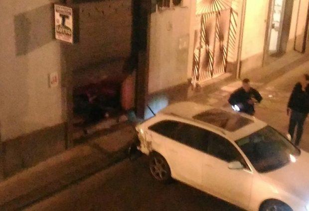 Lentini  Tentativo di furto con spaccata, presa di mira una tabaccheria in via Garibaldi