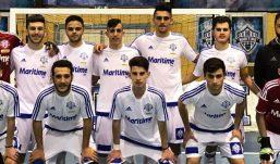 Augusta  Calcio a 5 juniores. Il Maritime Augusta sfida il Palermo Futsal Eightnin