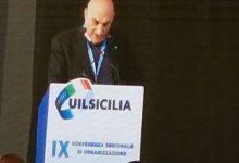 Siracusa  Munafò alla IX Conferenza regionale di Organizzazione UIL