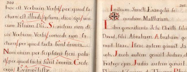 Augusta| Rinvenuto un Officio dei Santi manoscritto datato 1856