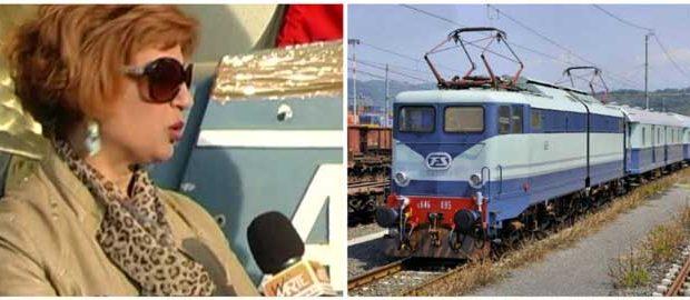 Siracusa  Chiusura tratta ferroviaria Siracusa/Catania