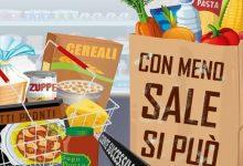 Siracusa| Meno consumo di sale più salute