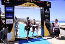 Augusta| Sicily Triathlon Series, l'augustano Salerno s'impone al foto finish sul catanese Enrico Schiavino
