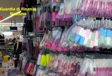 Siracusa  Sequestrati oltre 4.200.000 prodotti non sicuri