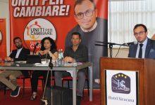Melilli| Ieri la presentazione di Giuseppe Carta a Città Giardino<span class='video_title_tag'> -Video</span>