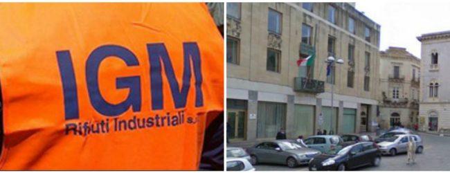 Siracusa  Domani sit in lavoratori IGM Rifiuti Industriali