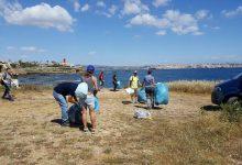 Siracusa| Plemmirio, puliti 2 km di costa