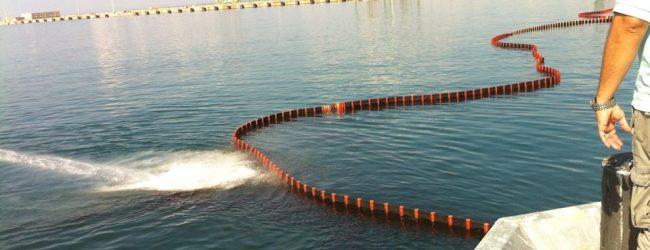 Augusta| Lieve sversamento di idrocarburi da un pontile. Sanzionata società