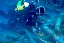 Sicilia| Marina Militare: I palombari del Comsubin in immersione con Patrizia Maiorca al largo di Capo Passero