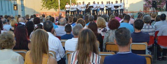 Augusta  Concerto all'aperto alla casa di reclusione: successo della Brucoli Swing Brothers Band