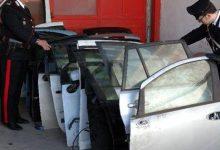 Carlentini | Pezzi di carrozzeria di sospetta provenienza in garage, 52enne in manette