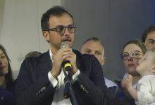 Melilli| Il neo sindaco Giuseppe Carta accolto come una star<span class='video_title_tag'> -Video</span>