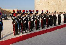 Siracusa | L'Arma celebra il 203° anniversario della fondazione, cerimonia al Castello Maniace