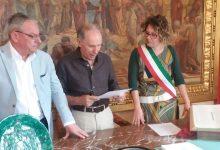 Canicattini| Passaggio delle consegne tra il Sindaco uscente Paolo Amenta e la nuova Sindaca Marilena Miceli