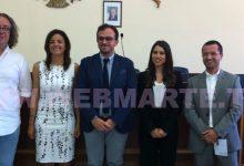 Melilli| Giurano gli assessori nominati da Giuseppe Carta. L'avvocato Stefano Elia è il vicesindaco