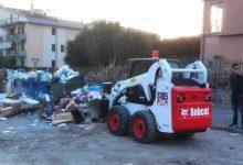 Lentini | Grotte San Giorgio riapre i cancelli e rientra l'emergenza rifiuti, questa mattina ripulita la città