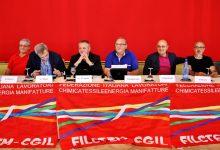 Siracusa| La Filctem Cgil di Siracusa ratifica la nomina del suo nuovo segretario generale Giuseppe D'Aquila