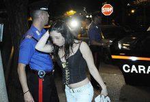 Siracusa| Sesso a pagamento: controlli da parte dei carabinieri su tutte le strade della provincia