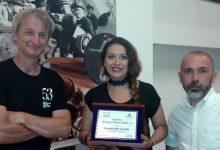 Siracusa  Premio Stampa Teatro a Carmelinda Gentile