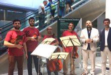 Catania| Quattro mini-concerti dentro il terminal, in musica sulle rotte dell'Europa
