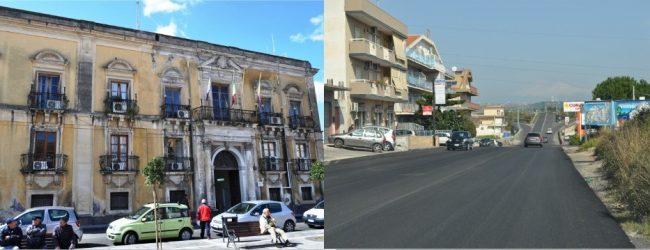 Lentini | Ristrutturazione palazzo Scammacca e ammodernamento via Etnea, forse è la volta buona